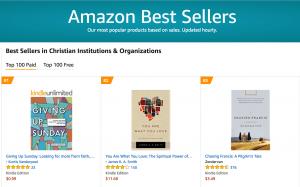 #1 Amazon Best Seller Giving Up Sunday Kurtis Vanderpool