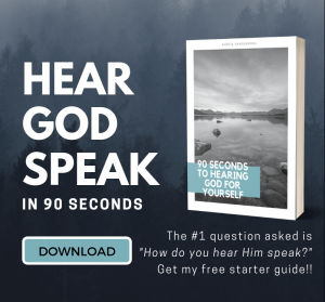 Hearing God's voice Sidebar Graphic