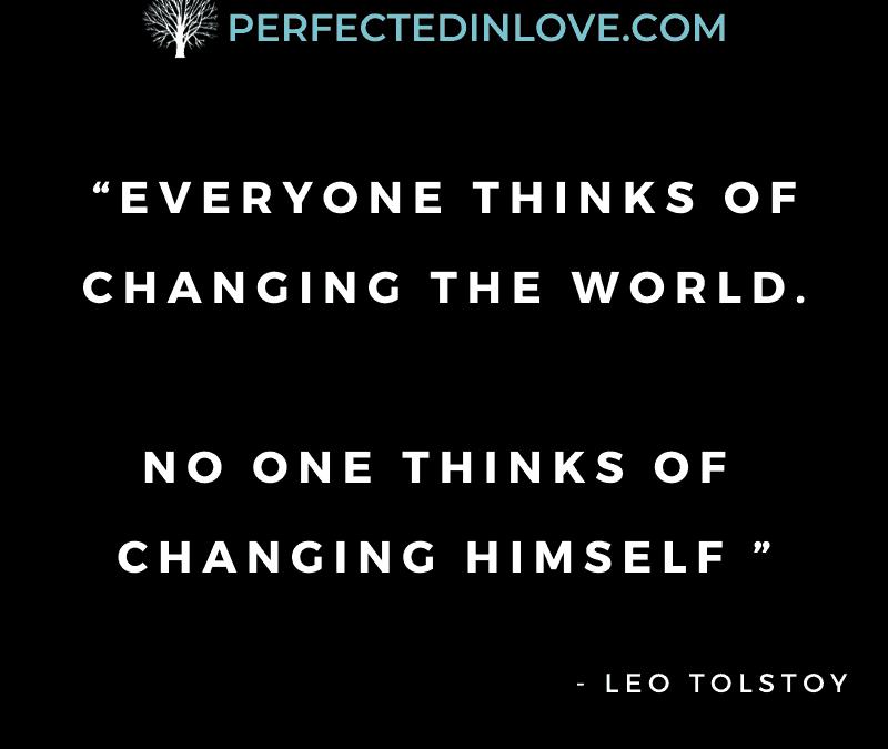Wise Words Wednesday – Leo Tolstoy